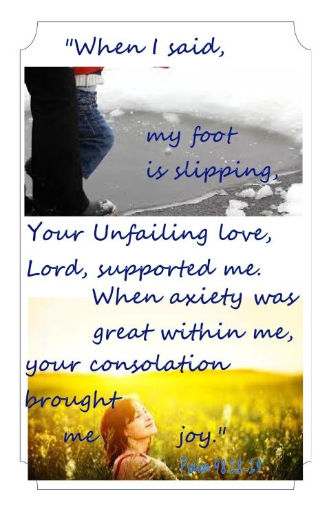 Psalm 98 18& 19