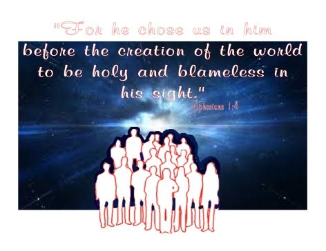 Ephesians 1 4